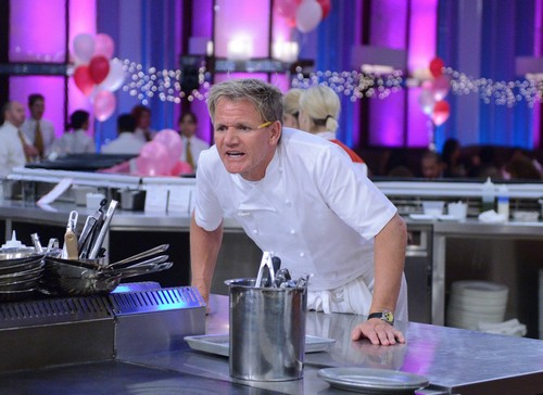 "Hell's Kitchen RECAP 4/3013: Season 11 Episode 9 ""13 Chefs Compete"""
