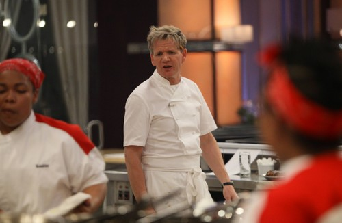 "Hell's Kitchen RECAP 5/15/14: Season 12 Episode 10 ""11 Chefs"