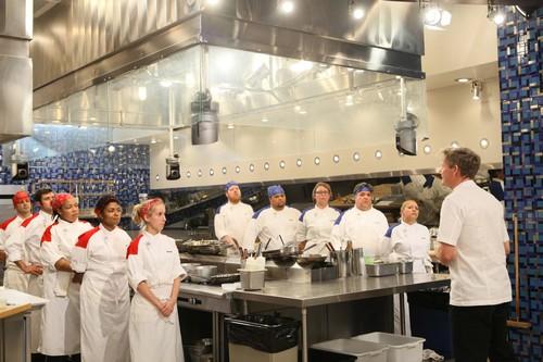 "Hell's Kitchen RECAP 5/29/14: Season 12 Episode 12 ""10 Chefs Again"""