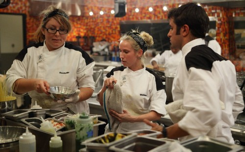 "Hell's Kitchen LIVE RECAP and Review: Season 12 Episode 18 ""5 Chefs Compete"" - Results!"
