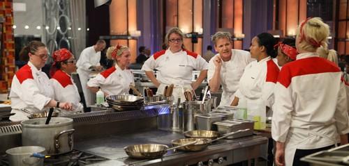 """Hell's Kitchen RECAP 4/24/14: Season 12 Episode 7 """"14 Chefs Compete"""""""