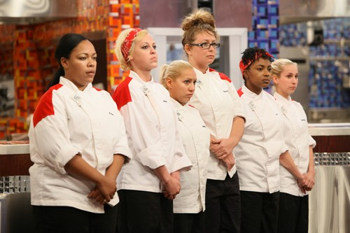 "Hell's Kitchen RECAP 5/8/14: Season 12 Episode 9 ""12 Chefs Compete"""