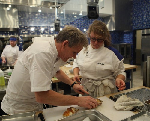 "Hell's Kitchen LIVE Recap 6/12/14: Season 12 Episode 14 ""8 Chefs Compete"""