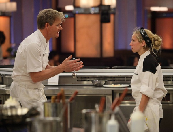 "Hell's Kitchen LIVE Recap 7/17/14: Season 12 Episode 19 ""4 Chefs Compete"""