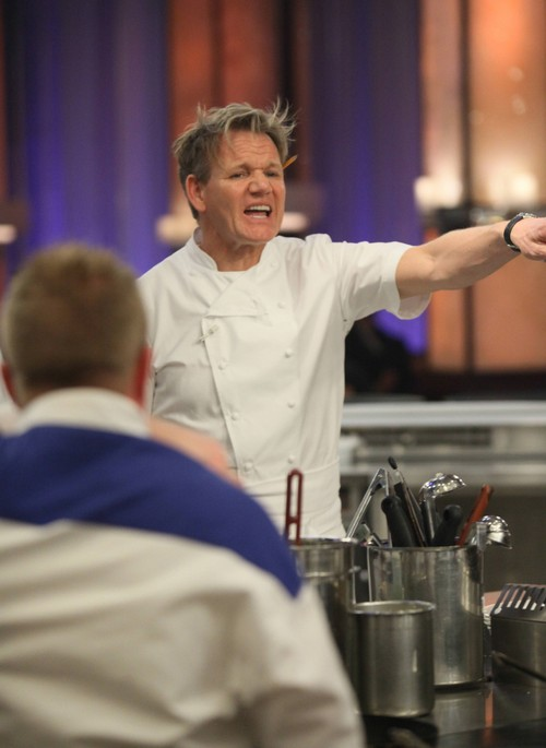 "Hell's Kitchen RECAP 4/10/14: Season 12 Episode 5 ""16 Chefs Compete"""