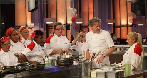 "Hell's Kitchen RECAP 5/1/14: Season 12 Episode 8 ""13 Chefs Compete"""