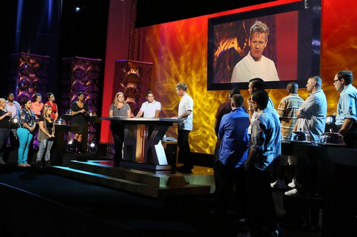 "Hell's Kitchen Recap 9/10/14: Season 13 Premiere ""Top 18 Compete"