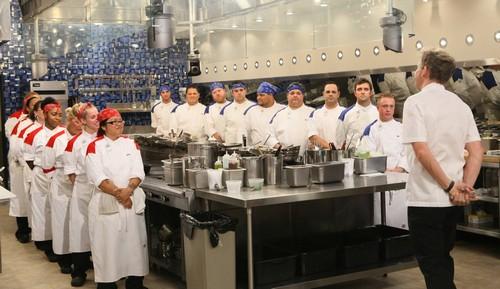 """Hell's Kitchen RECAP 4/3/14: Season 12 Episode 4 """"17 Chefs Compete"""""""