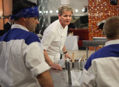 "Hell's Kitchen RECAP 4/17/14: Season 12 Episode 6 ""15 Chefs Compete"""
