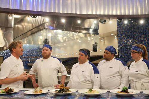 "Hell's Kitchen RECAP 6/5/14: Season 12 Episode 13 ""9 Chefs Compete"""