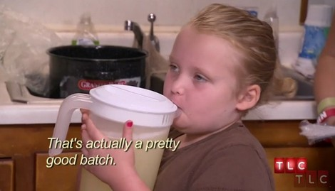 'Here Comes Honey Boo Boo' Episode 8 'Time for Sketti!' Recap 9/12/12