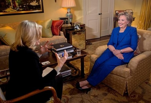Hillary Clinton One-on-One Diane Sawyer Interview Recap 6/9/14