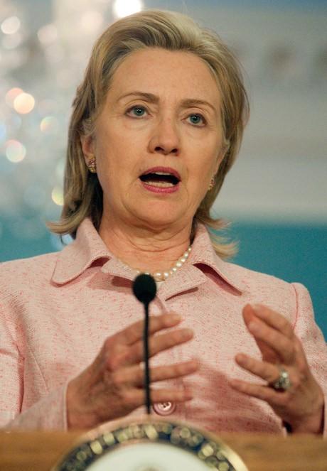 Hillary Clinton's Stroke-Blood Clot Has Chelsea Clinton In Tears At Hospital (Photo)