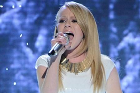 Hollie Cavanagh American Idol 2012 'What A Feeling' Video 4/4/12