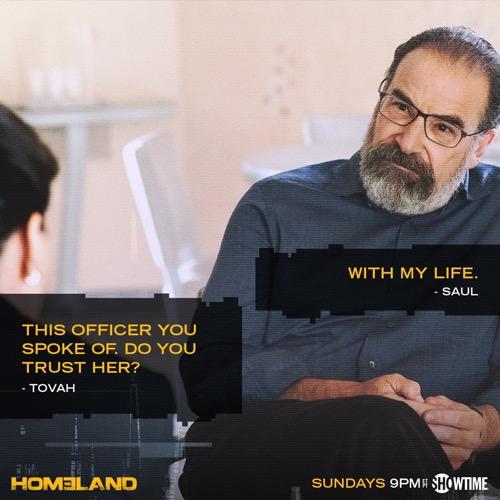"""Homeland Recap 11/29/15: Season 5 Episode 9 """"The Litvinov Ruse"""""""