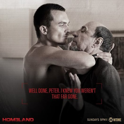 "Homeland Recap - Carrie's Illicit Love: Season 4 Episode 4 ""Iron in the Fire"""