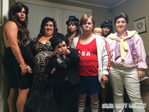 Honey Boo Boo And Family Mock Kim Kardashian and Kardashian-Jenner Clan For Halloween (PHOTO)