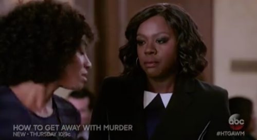 'Mother's Intuition' Episode of HOW TO GET AWAY WITH MURDER