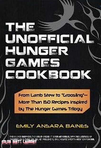 Hungry for The Hunger Games Cookbook?  Not So Sure Yet..