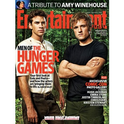 The Boys Are Finally Revealed In The Hunger Games!