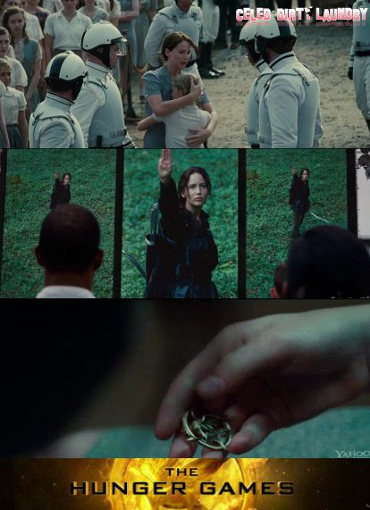 New 'Hunger Games' Trailer Excites Fans With Image Of Mockingjay Pin And More (Video)