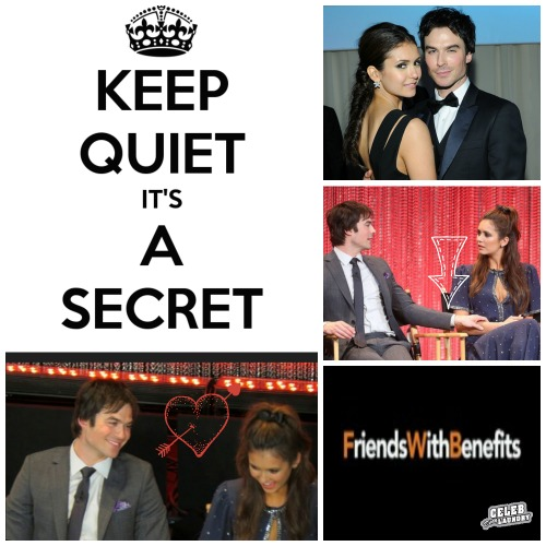 Ian Somerhalder and Nina Dobrev Are Definitely Friends With Benefits - Are They Secretly A Couple?