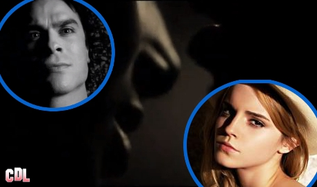 Ian Somerhalder and Emma Watson Fifty Shades of Grey New Trailer (Video)
