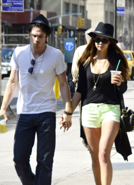 Ian Somerhalder And Nina Dobrev Back Together And In Love! – Fifty Shades Of Grey Movie Forgiven 0324