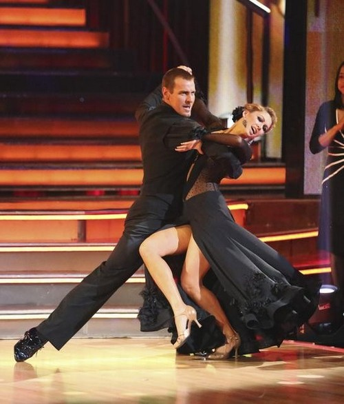 Ingo Rademacher Dancing With the Stars Rumba Video 4/29/13