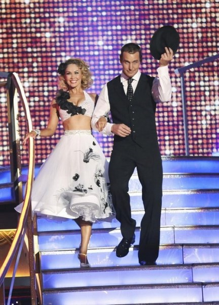 Ingo Rademacher Dancing With the Stars Paso Doble Video 4/1/13