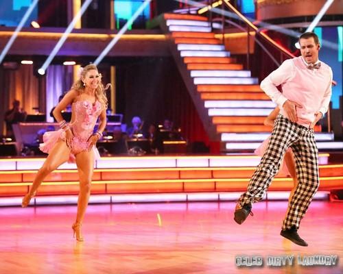 Ingo Rademacher Dancing With the Stars Samba Video 5/13/13