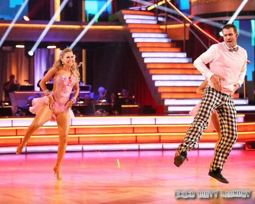 Ingo Rademacher Dancing With the Stars Samba Video 5/13/13
