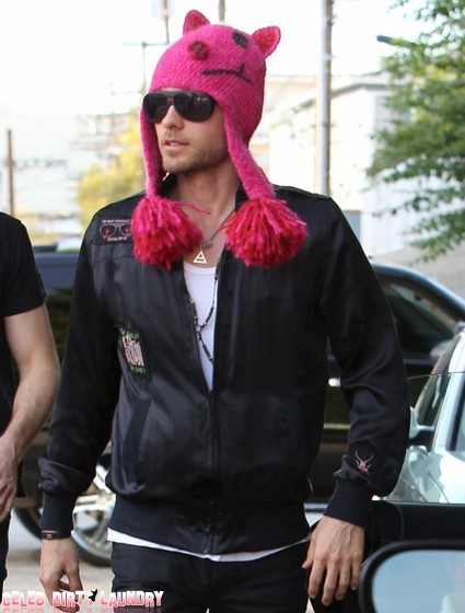 Jared Leto Named World's Worst Dressed Man