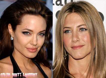 Why Did Jennifer Aniston Send Angelina Jolie Flowers?