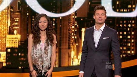 Jessica Sanchez American Idol 2012 'SONG 1' Video 5/16/12
