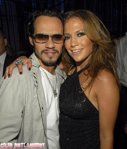 Jennifer Lopez, Marc Anthony Getting Back Together?