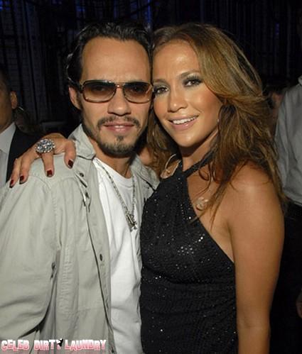 Jennifer Lopez, Marc Anthony Getting Back Together?