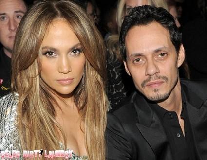Marc Anthony Filed For Divorce When Jennifer Lopez Chose Casper Smart Over Him