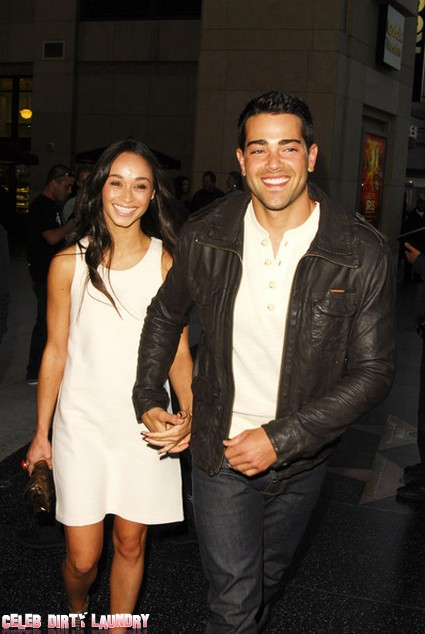 Jesse Metcalfe Puts A Ring On It
