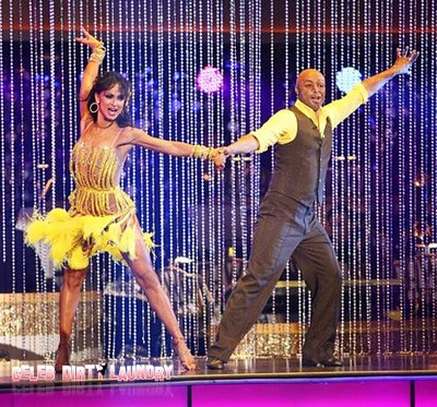 J.R. Martinez's Dancing With The Stars Instant Samba Finale Performance 11/22/11