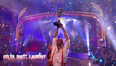 J.R. Martinez Wins DWTS Like A War Hero (Video)