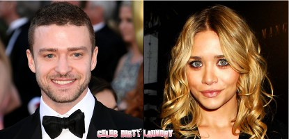Justin Timberlake Says He and Ashley Olsen Aren't Together
