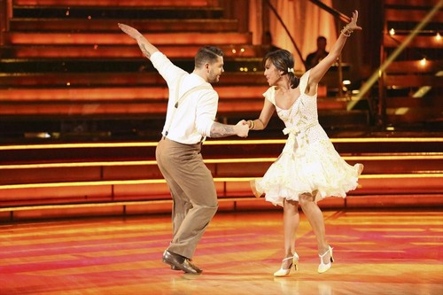 Jack Osbourne Dancing With the Stars Tango Video 11/4/13
