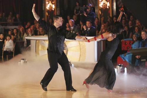 Jack Osbourne Dancing With the Stars Cha Cha Cha Video 9/30/13
