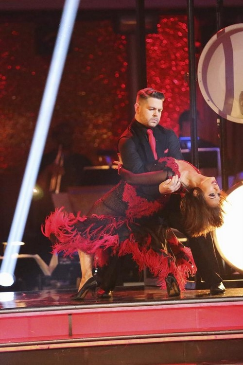 Jack Osbourne Dancing With the Stars Viennese Waltz Video 11/11/13