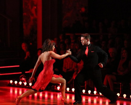 Jack Osbourne Dancing With the Stars Freestyle Video 11/25/13 #DWTS