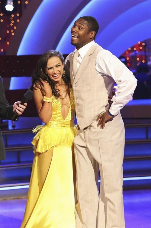 Jacoby Jones Dancing With the Stars Salsa Video 4/29/13