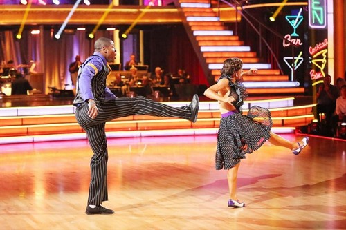Jacoby Jones Dancing With the Stars Jive Video 5/20/13