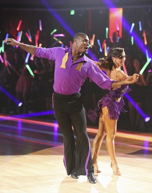 Jacoby Jones Dancing With the Stars Jazz Video 3/25/13