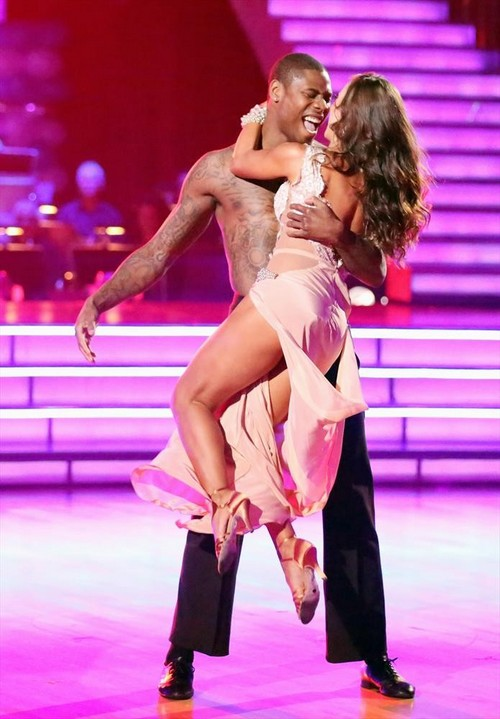 Jacoby Jones Dancing With the Stars Foxtrot Video 4/8/13